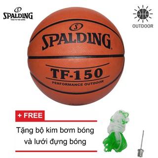 Bóng rổ Spalding TF150 Performance Outdoor size 5, 6, 7