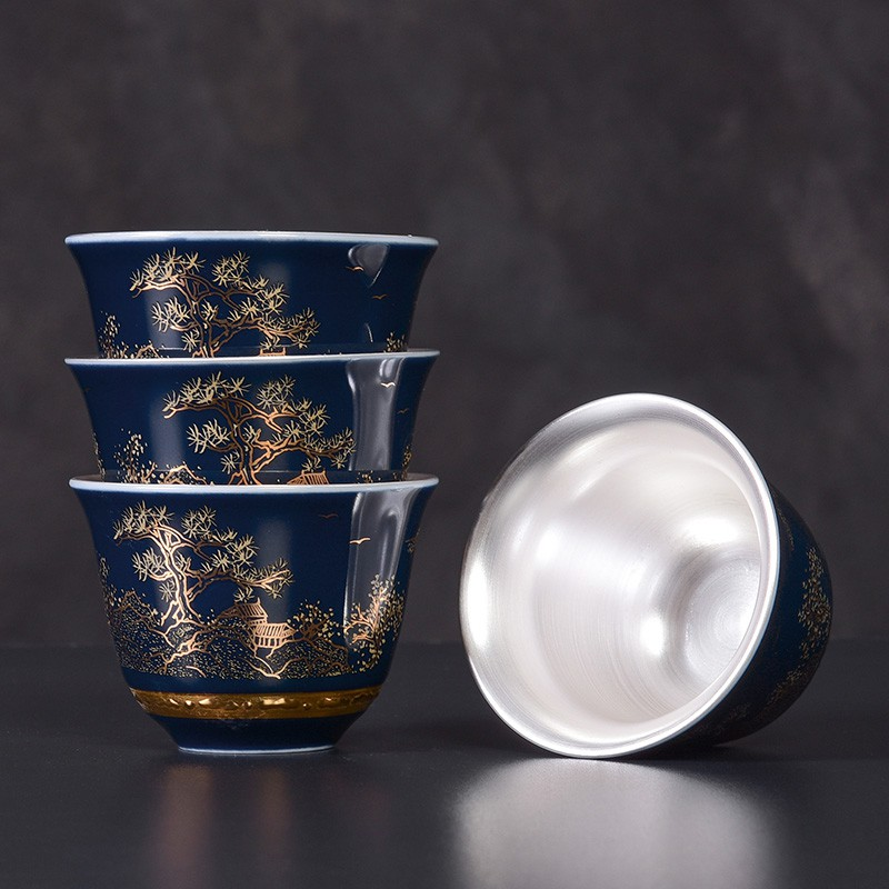 cốc uống trà/cà phê bằng gốm