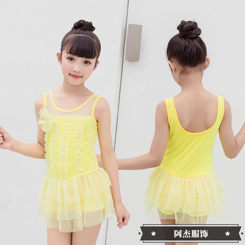 05b22e7df759d ... Baby Spa Children's Korea Sunscree · ☆Children's one-piece swimsuit  female cute little princess d