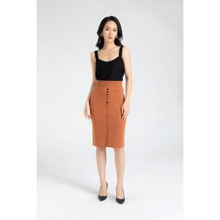 IVY moda Chân váy len nữ MS 30M3916 thumbnail