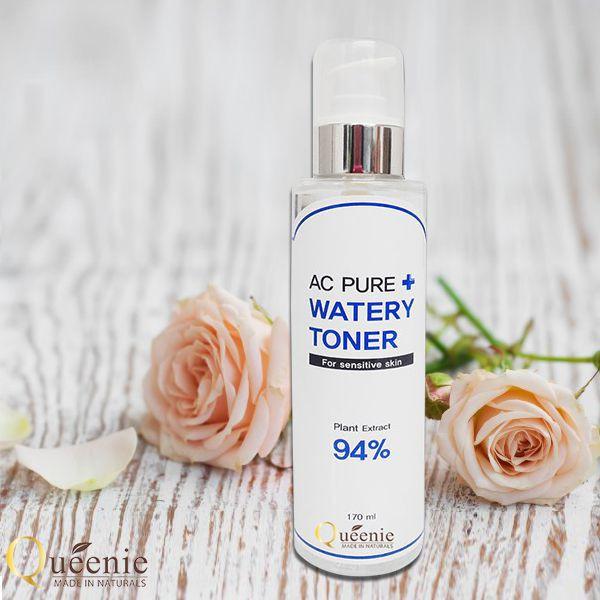 Nước hoa hồng Hàn Quốc trị mụn, kháng viêm, se khít lỗ chân lông AC Pure  170ml | Shopee Việt Nam