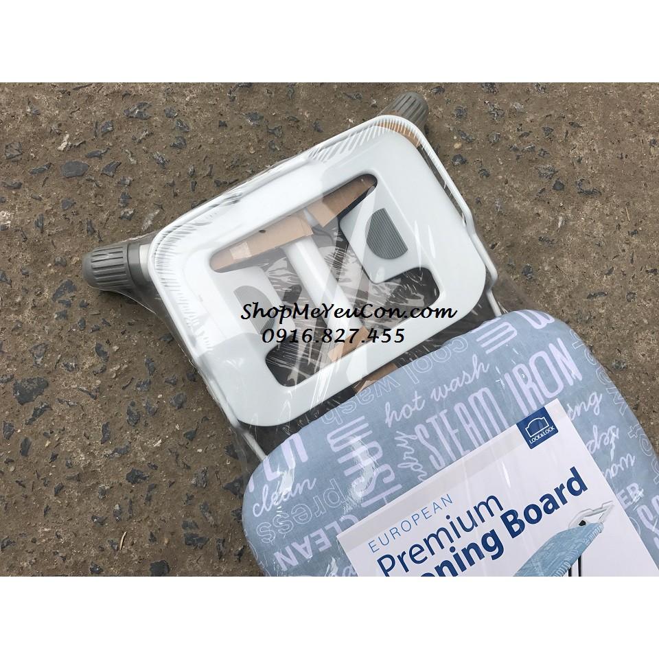 Bàn để ủi quần áo khung bằng thép Lock&Lock F00141