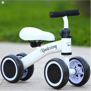 [Ưu Đãi]Xe chòi chân 4 bánh tự cân bằng cao cấp an toàn cho bé vui chơi