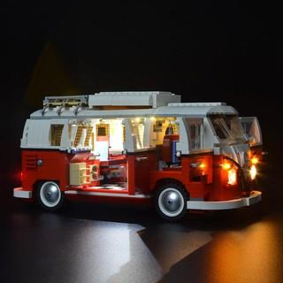 Bộ đèn cho xe LEGO Volkswagen T1 Camper Van 10220 - Light Kit For Volkswagen T1 Camper Van 10220 thumbnail