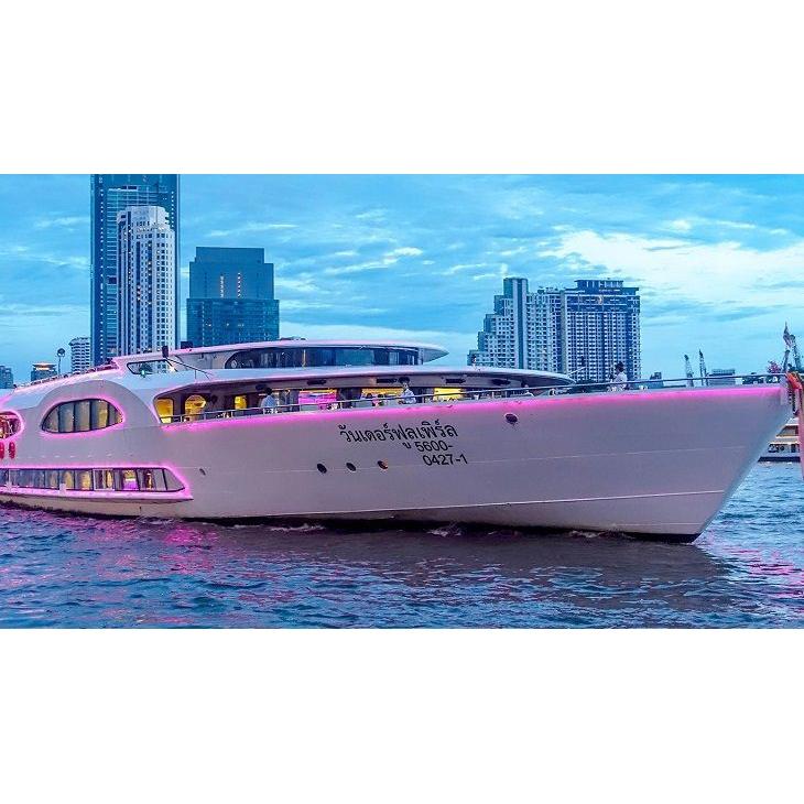 Toàn Quốc [E-voucher] Ăn tối trên du thuyền Wonderful Pearl