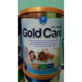 SỮA GOLD CARE – ĐÔNG TRÙNG HẠ THẢO 400G HALANMILK- HSD: 2024
