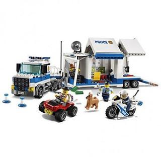 LEGO XE CẢNH SÁT 511 chi tiết