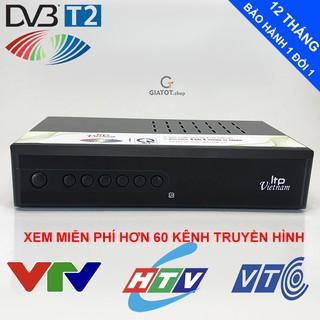 Đầu thu kỹ thuật số DVB T2 LTP STB-1406 chính hãng