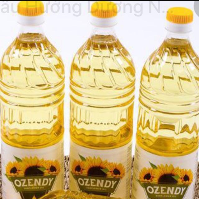 Dầu ăn Ozendy 1l