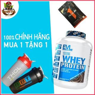 Whey Protein EVL Tăng Cơ 100% Isolate