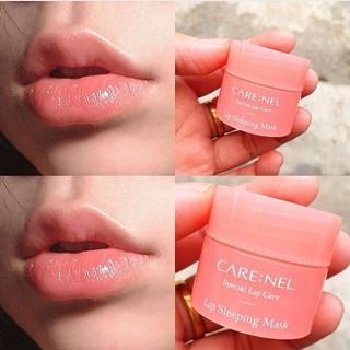 Mặt nạ ngủ làm hồng môi cấp tốc Laneige Lip Sleeping Mask mini [cam kết chính hãng HÀN QUỐC] thumbnail