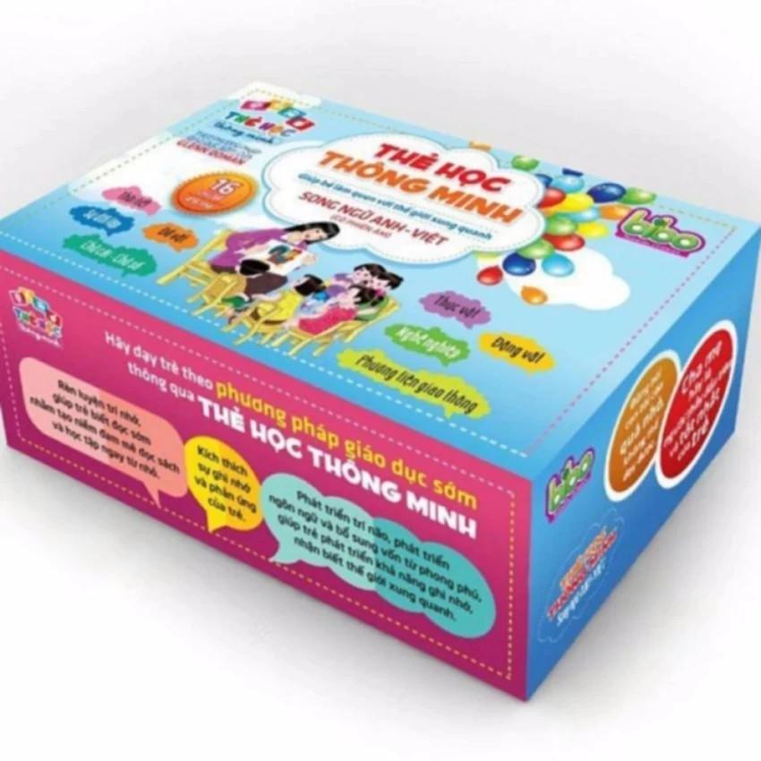 Bộ thẻ học thông minh 16 chủ đề tiếng anh tiếng việt cho bé - 3556111 , 1003630614 , 322_1003630614 , 86000 , Bo-the-hoc-thong-minh-16-chu-de-tieng-anh-tieng-viet-cho-be-322_1003630614 , shopee.vn , Bộ thẻ học thông minh 16 chủ đề tiếng anh tiếng việt cho bé