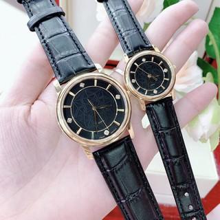 Đồng hồ cặp đôi orient dây da size 30 40mm zá 1 chiếc thumbnail
