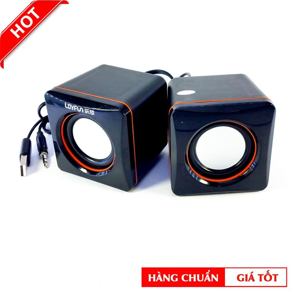 Loa 701 mini cho điện thoại, laptop, máy tính bảng (Loa.LF701)