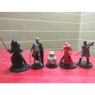 Set 5 mô hình Star Wars – Chiến tranh giữa các vì sao Disney Funko