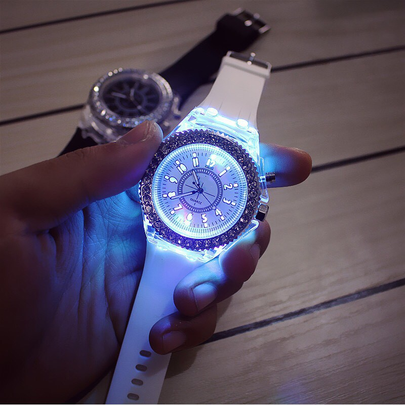 Đồng hồ Bamezo nữ thời trang thông minh giá rẻ phát quang DH44