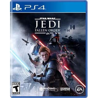 [PS4-US] Trò chơi Star Wars Jedi - Fallen Order - PlayStation 4 thumbnail