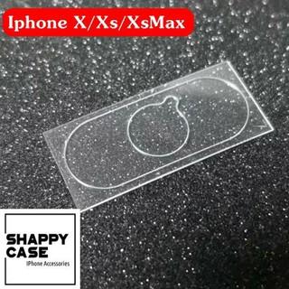 [Free Ship 50K] Kính cường lực cho camera iphone 7plus 8plus X XS XSMax iPhone 11