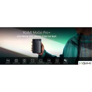 Máy chiếu XGIMI Mogo Pro+ Full HD AndroidTV (Bản Quốc Tế – Phân phối chính hãng)