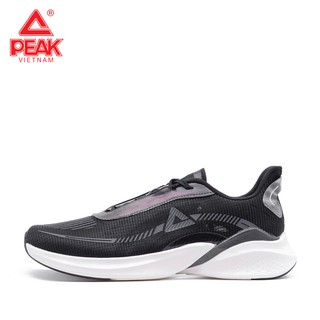 Giày chạy bộ nam Peak Flick 002 E12527H Đen thumbnail