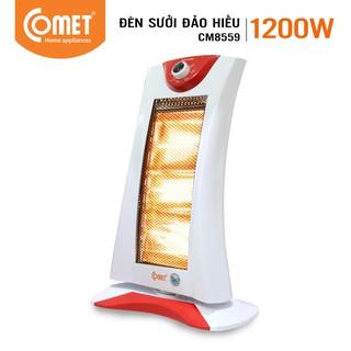 Máy sưởi điện hồng ngoại COMET - CM8559 thumbnail