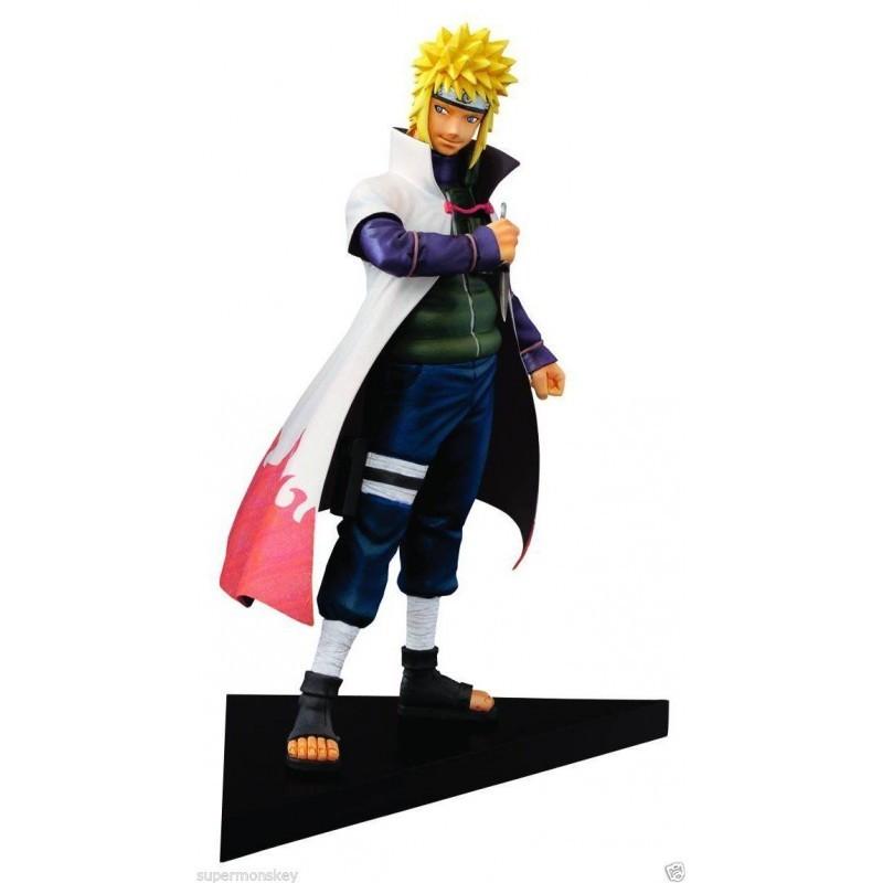Mô hình nhân vật Figure Banpresto Naruto Shippuden Shinobi Relations Namikaze Minato