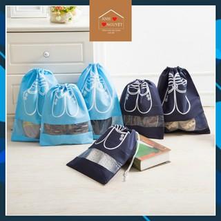 Túi đựng giày họa tiết chống bẩn thumbnail