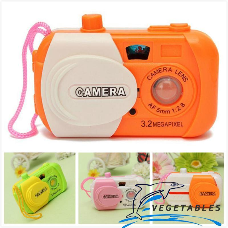 BღBღNew Kids Learning Study Toy Projection Simulation Camera