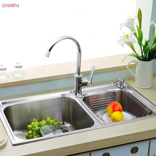 CHARM ● Plastic Plastic Containers Press Kitchen Pump