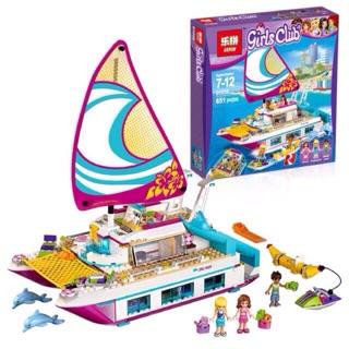 Lego friends 01038 – thuyền buồm ánh dương
