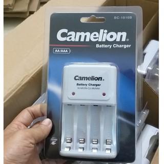 [BÁN CHẠY] Bộ Máy sạc pin AA, AAA – 1010B Camelion