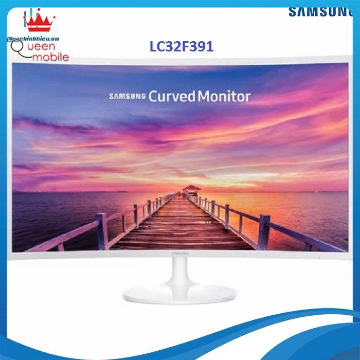 Màn hình Cong Samsung LC32F391 32inch FHD 4ms 60Hz