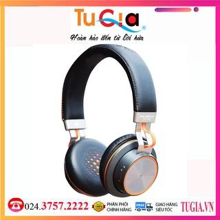Tai nghe SoundMax BT300 (đen bạc) - Hàng chính hãng