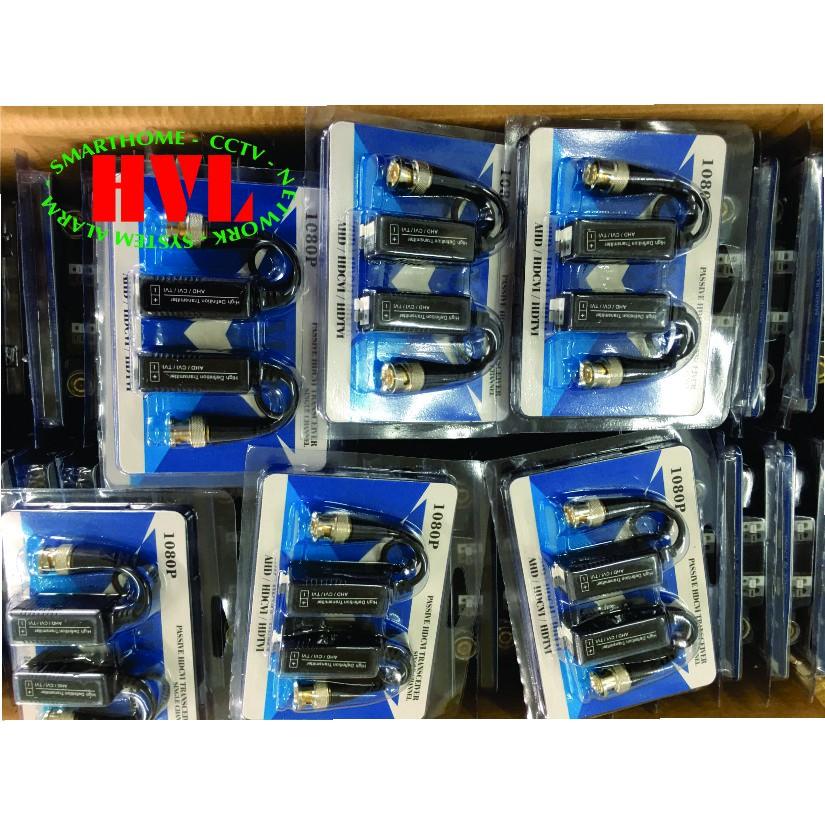 Balun Chuyên Dùng Camera AHD - CVI- TVI -HDCVI2MP 1080P