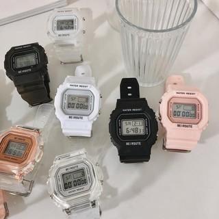 Đồng hồ điện tử 💙FREESHIP💙 Đồng hồ điện tử nam Sports Vuông nhiều mẫu cực đẹp dây cao su chống nước cực tốt