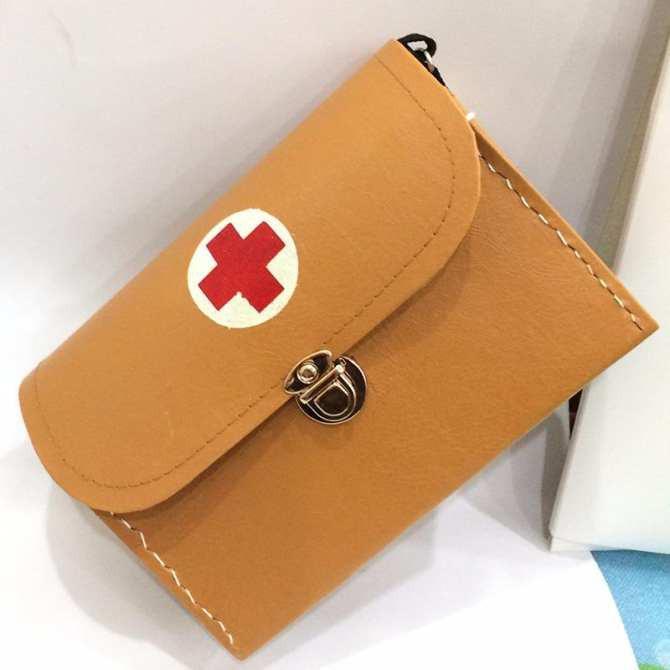 Túi cứu thương y tế chữ thập