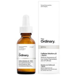 Serum Dưỡng Mắt The Ordinary Caffeine Solution 5% + EGCG Serum thumbnail
