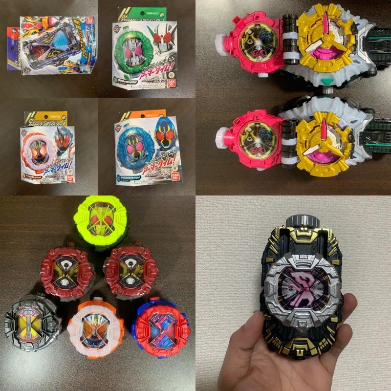 [2nd-BN] Kamen Rider Zio Watch ( Đồng hồ biến hình)