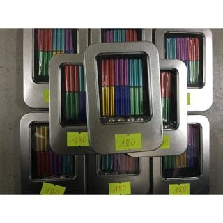 Nam châm xếp hình (nhiều màu )