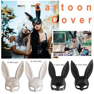 Rabbit Shape Mask -Rabbit Ear Shape Mask For Halloween Easter Nightclub Bar Prom Dance Performing