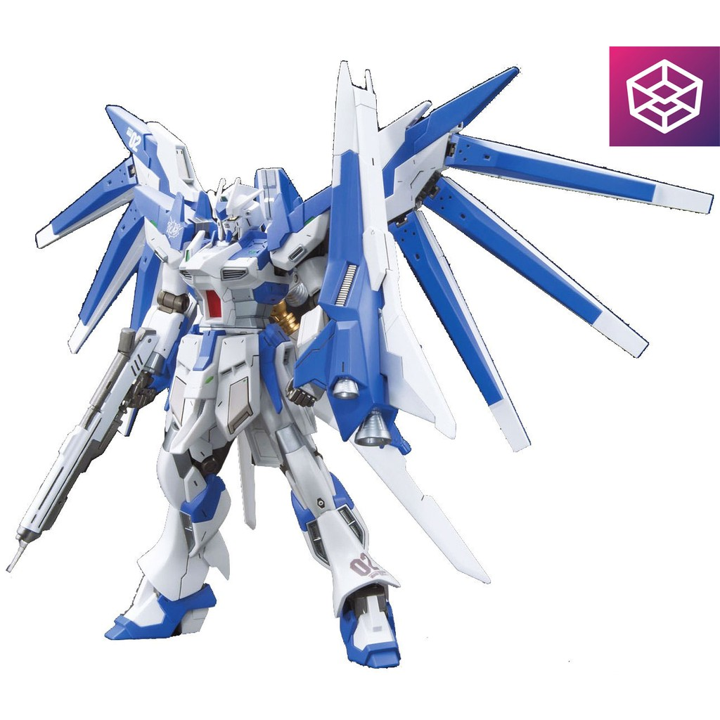 Mô hình lắp ráp BANDAI High Grade Build Fighters Hi-V Gundam Vrabe