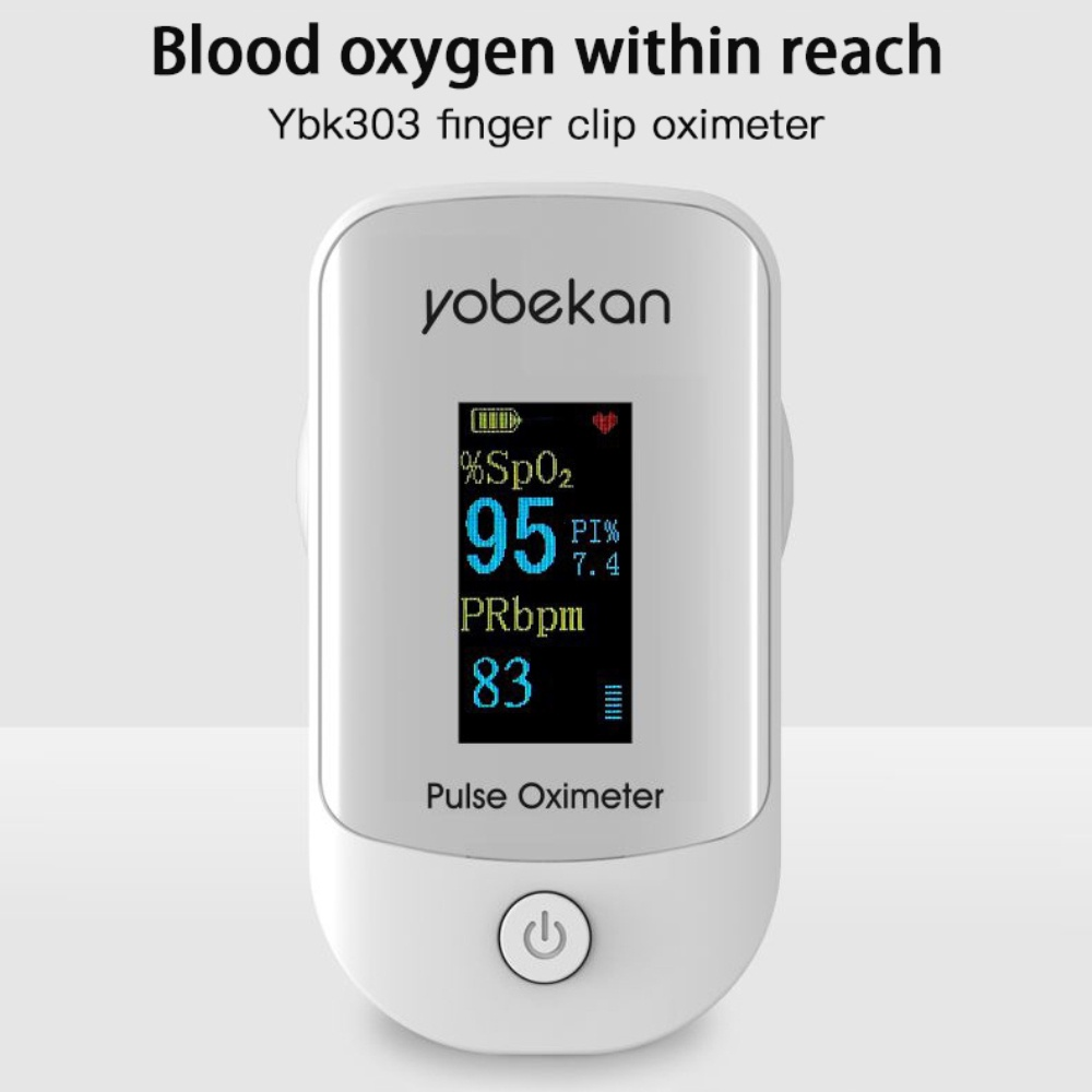 Máy đo nồng độ OXY trong máu và nhịp tim Microlife SPO2 TFT-LCD
