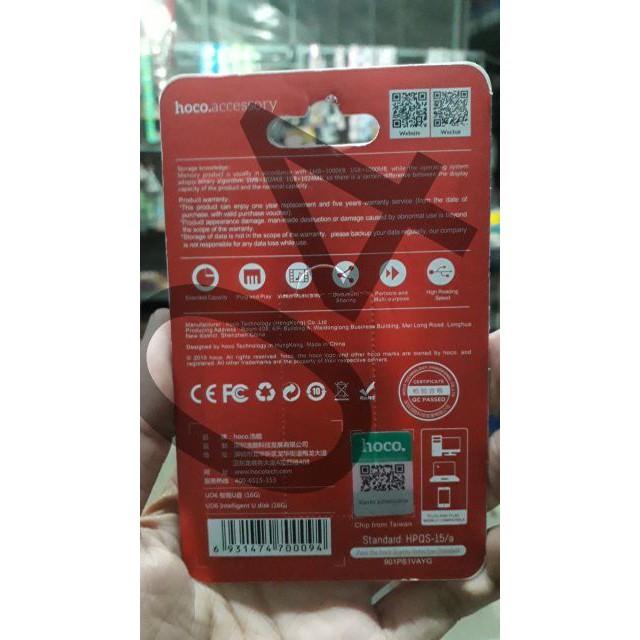 usb 16gb chính hãng hoco shop04 Giá chỉ 128.000₫
