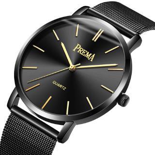 Đồng hồ cặp dây da thời trang