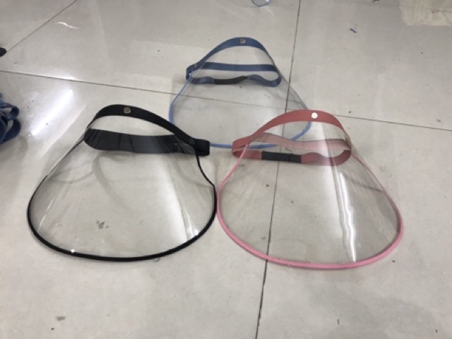 10 Kính bảo hộ, kính chống dịch, kính che mặt