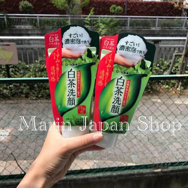 (Có bill) sữa rửa mặt trà xanh Rohto Shirochasou Green Tea Foam 120gr Nhật Bản - 3491140 , 1060791270 , 322_1060791270 , 160000 , Co-bill-sua-rua-mat-tra-xanh-Rohto-Shirochasou-Green-Tea-Foam-120gr-Nhat-Ban-322_1060791270 , shopee.vn , (Có bill) sữa rửa mặt trà xanh Rohto Shirochasou Green Tea Foam 120gr Nhật Bản