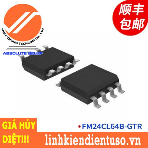 FM24CL64B-GTR IC Chip