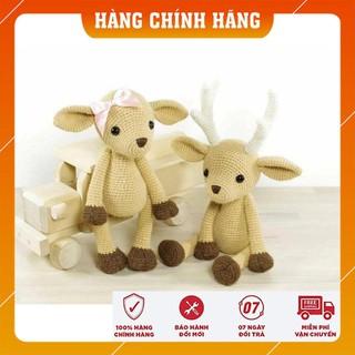 [Chinh Hang] [Xả Hàng] Bộ đôi tuần lộc – Dolls made by The Bunny