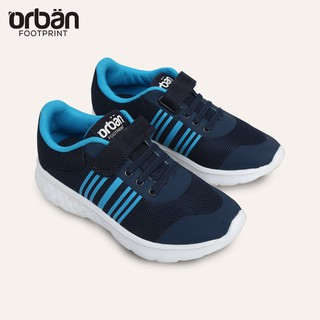 Giày thể thao cao cấp cho bé trai Urban TB1927 xanh dương