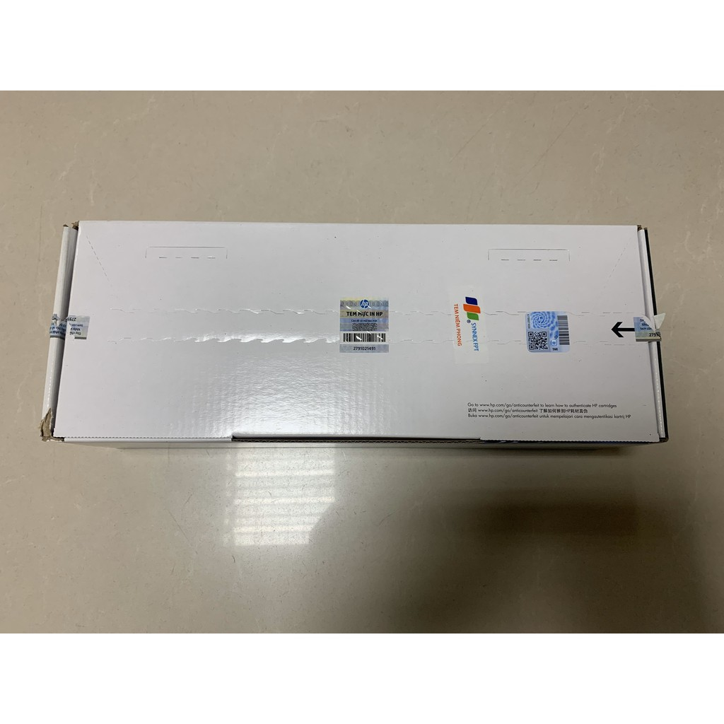 Hộp mực in laser chính hãng màu đen HP 107A (W1107A) - Cho máy HP Laser 107a/ 107w/ 135a/ 135w